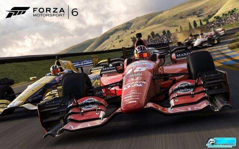 Новая Forza Motorsport 6