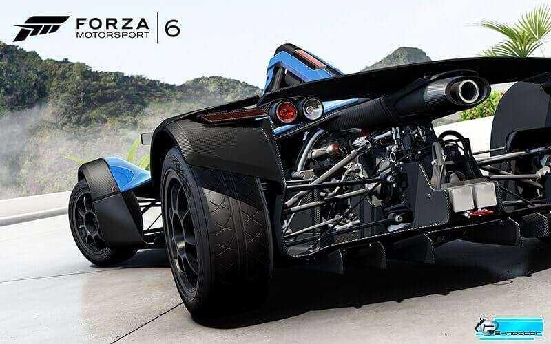 Игра Forza Motorsport 6