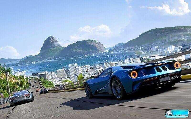 Тест Forza Motorsport 6