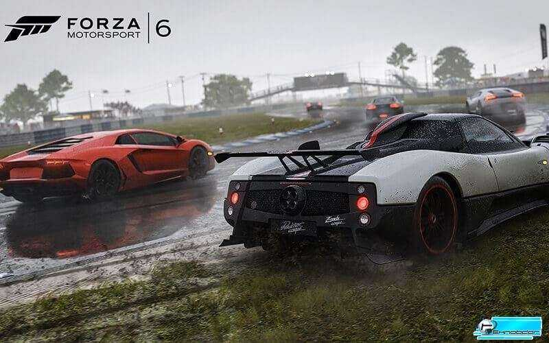 Forza Motorsport 6 отзывы