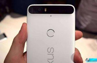 Nexus 6P будет иметь высококачественную камеру