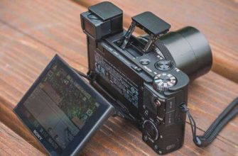 Обзор новой камеры Sony RX100 IV
