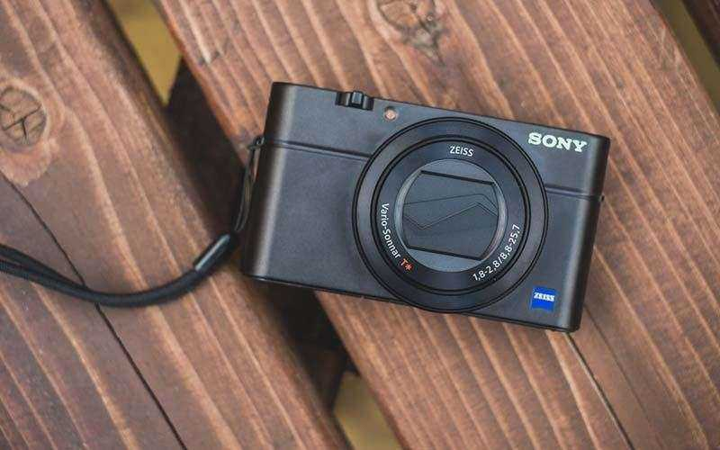 Фотокамера sony rx100 4