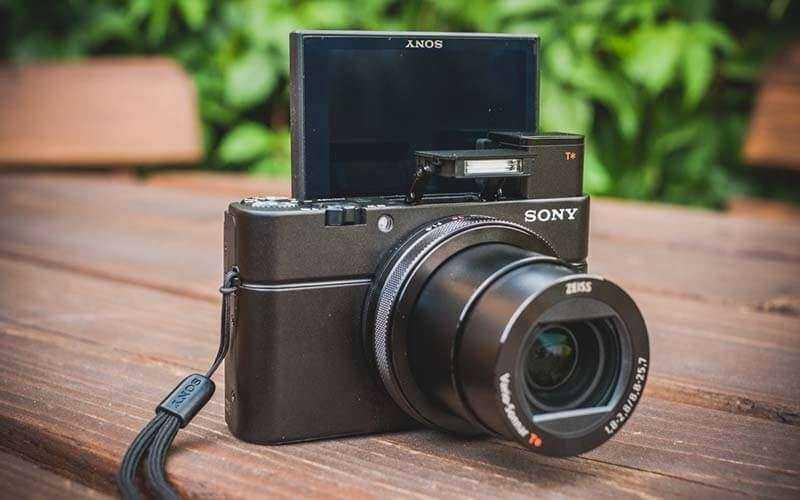 Камера sony rx100 mark iv