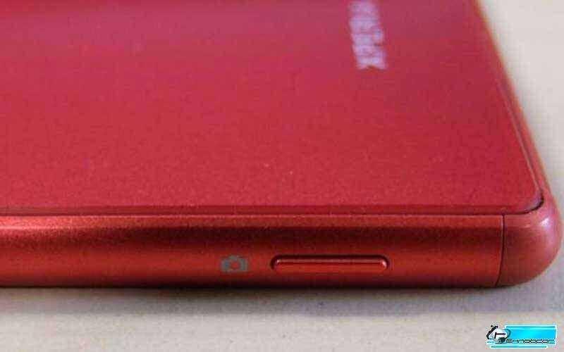 Кнопка фото Sony Xperia M4 Aqua