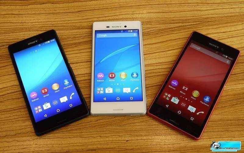 Sony Xperia M4 Aqua – Обзор смартфона