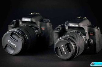 Canon EOS Rebel T6I и T6S – Обзор зеркальных камер
