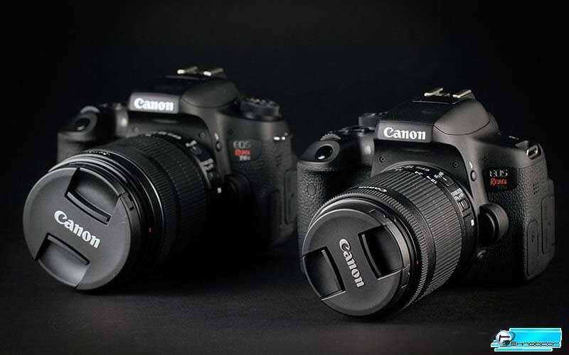 Canon EOS Rebel T6I и T6S – Обзор зеркальных камер