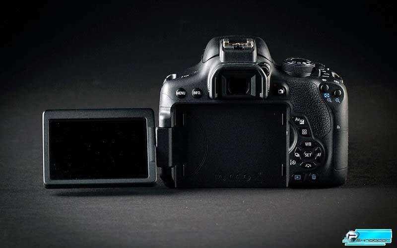 Lbcgktq Canon EOS Rebel T6i