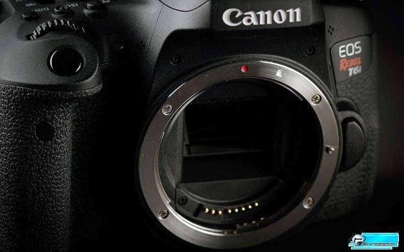 Фотокамера Canon EOS Rebel T6i