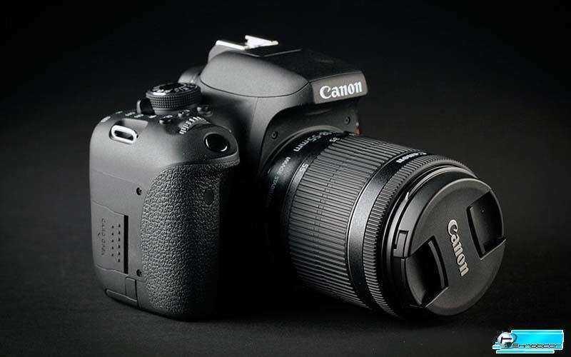 Зеркальные камеры Canon EOS Rebel T6