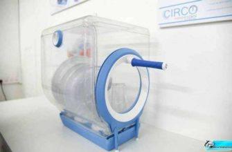 Механическая, ручная посудомоечная машина Circo
