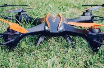 Обзор Overmax X-Bee Drone 5.1 - большой квадрокоптер