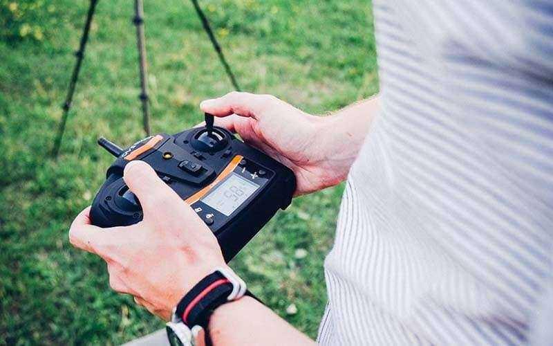 Пульт управления Overmax X-Bee Drone 5.1