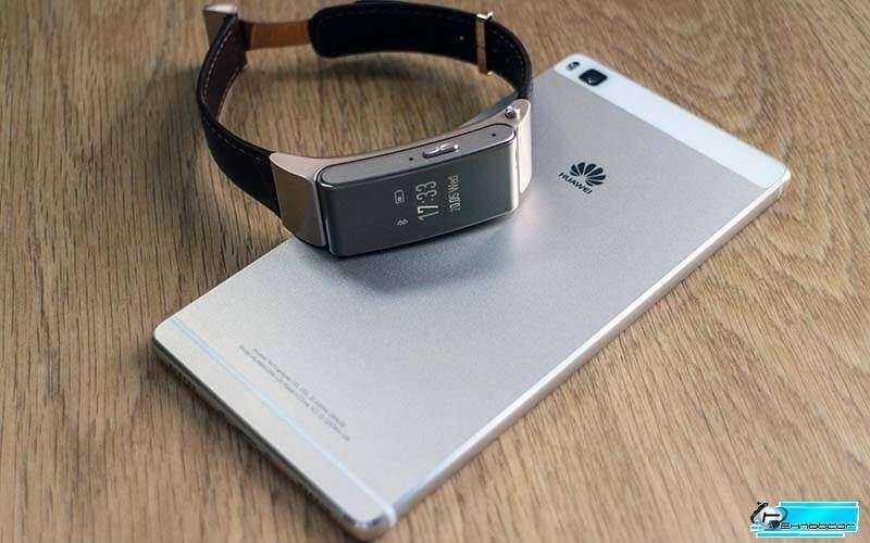 Треккер-гарнитуры Huawei TalkBand B2