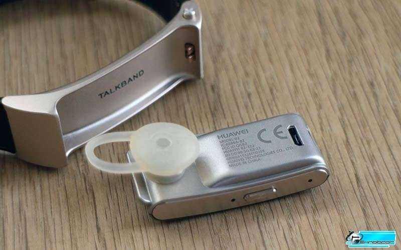 Обзор Huawei TalkBand B2