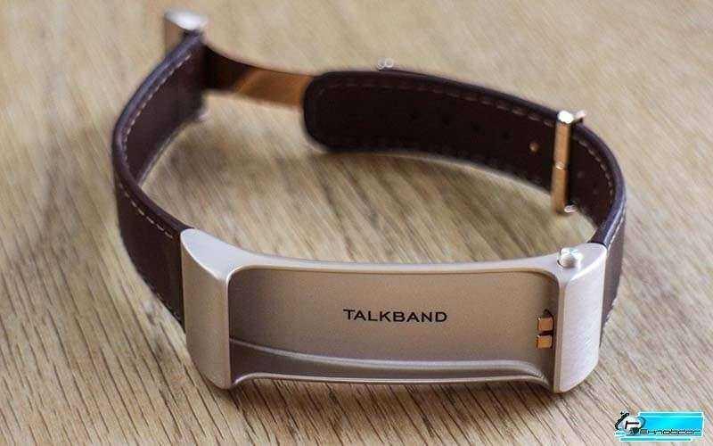 Фитнес-треккер Huawei TalkBand B2