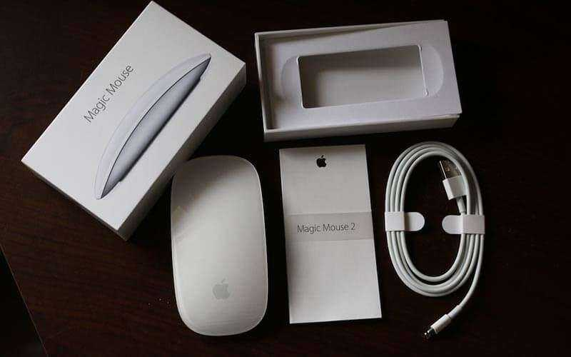 Новая Magic Mouse от Apple