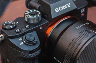Обзор камеры Sony A7R II - лучшая беззеркалка