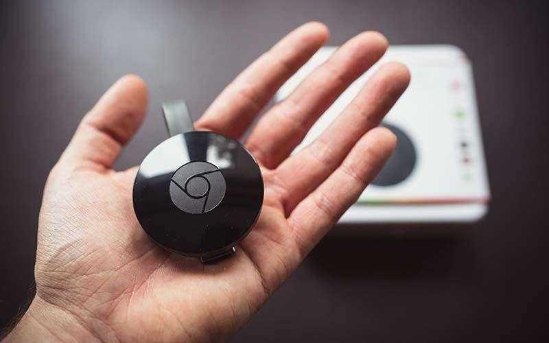 новый Google Chromecast 2