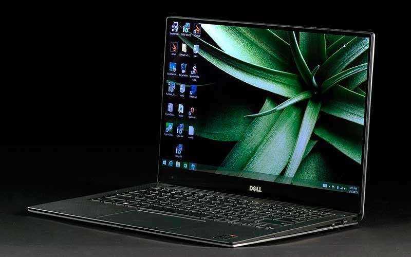 Лучший всесторонний Ультрабук: Dell XPS 13