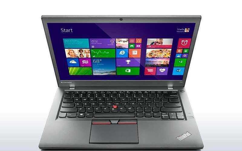 Лучший Бизнес-ультрабук: Lenovo T450s
