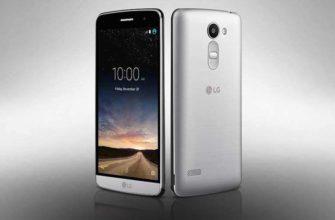 LG Ray - новый телефон среднего класса