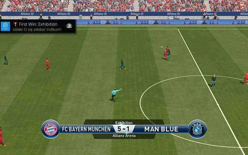 Pro Evolution Soccer 2016 обзор игры