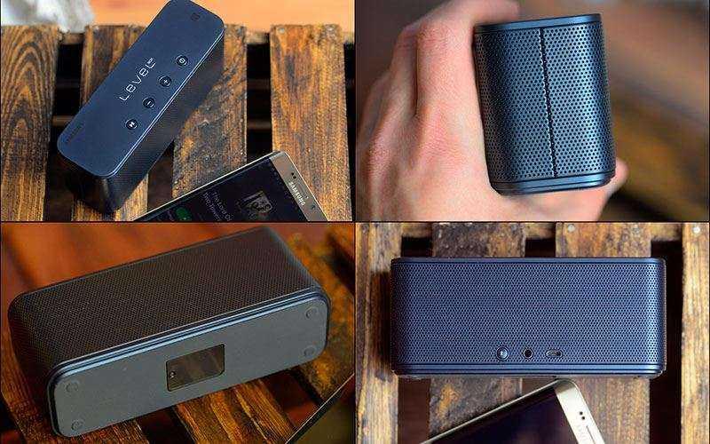 Портативный динамик Samsung Level Box Mini