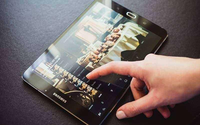 Новый Samsung Galaxy Tab S2