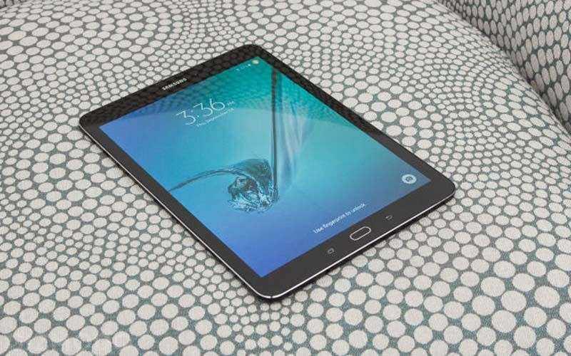 Тест Samsung Galaxy Tab S2