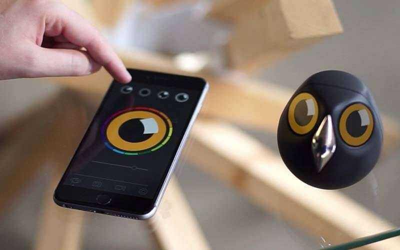 ULO – камера безопасности для дома
