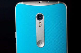 Может быть первый взгляд на следующий смартфон Moto X