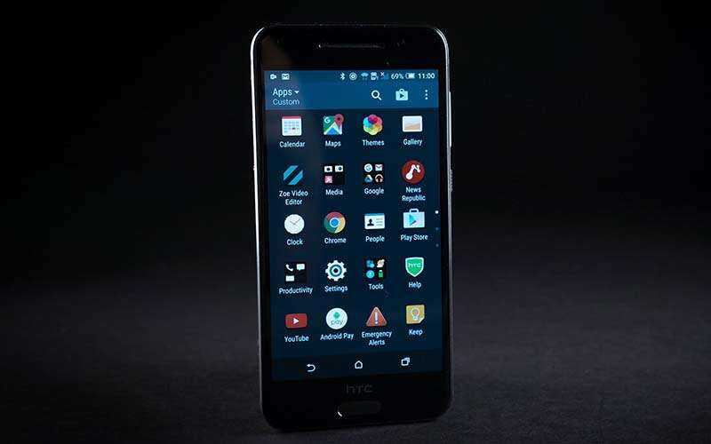 HTC One A9 фото