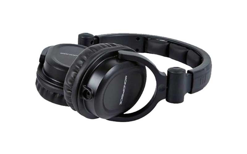 Monoprice DJ Style Pro Headphone (цена $20)