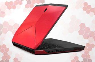 Dell Alienware 13 - игровой ноутбук с OLED дисплеем
