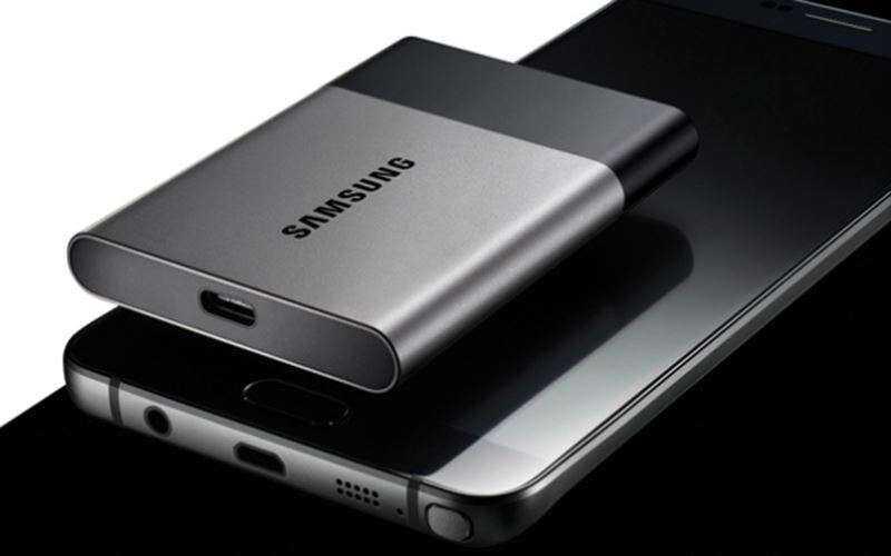 Samsung SSD T3 с емкостью до 2 Тб