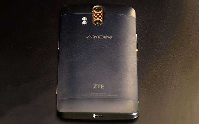 Обзор нового ZTE Axon