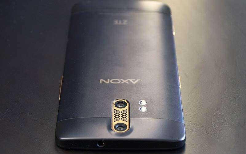 Камеры ZTE Axon