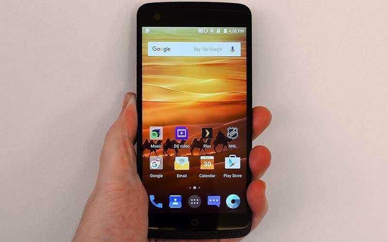 ZTE Axon - Обзор смартфона в металическом корпусе
