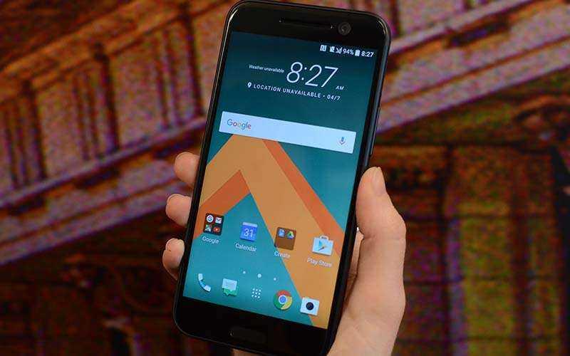 HTC 10 имеет мощную камеру - Сравнение