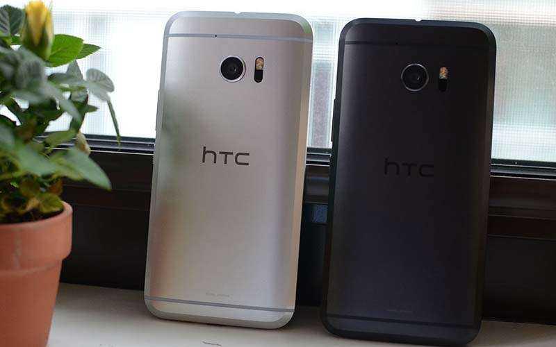 Мощная камера HTC 10