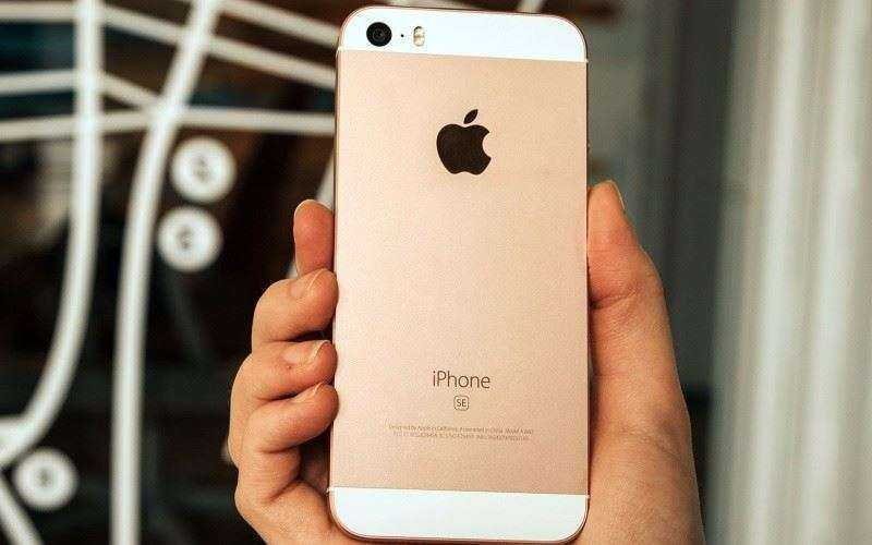 Новый Apple iPhone SE