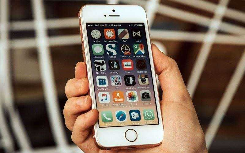Apple iPhone SE – Обзор нового телефона