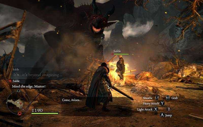 Обзор Dragon's Dogma: Dark Arisen