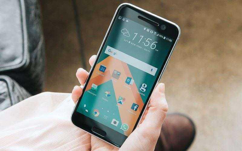Обзор HTC 10 - смартфона с верхней полки