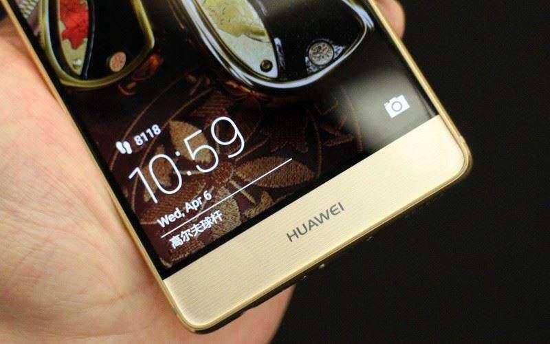 Мощный Huawei P9