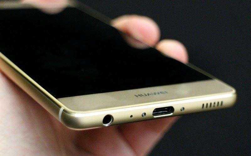 Тест Huawei P9
