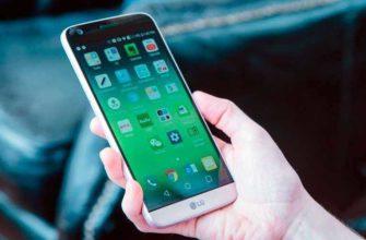 Модульный телефон LG G5 - Обзор