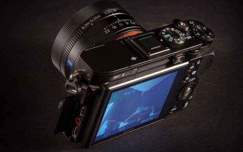 Тест Sony RX1R II
